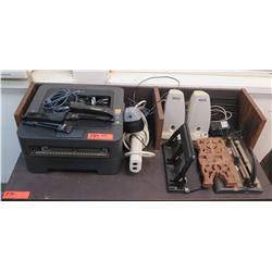 Printer, Speakers, Misc. Office Supplies (RM-605)