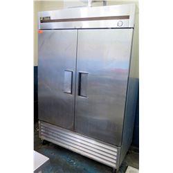 True 2-Door Freezer Model T-49F (RM-Kitchen)