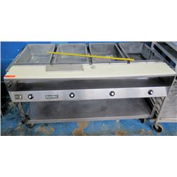 ServeWell Electric Four Pan Hot Food Table Model 38004 (RM-Kitchen)