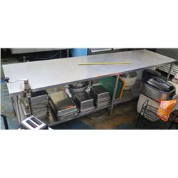 Long Stainless Work Table (RM-Kitchen)