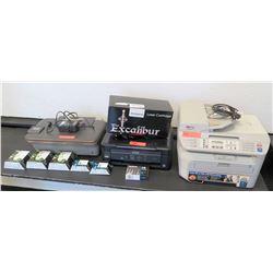 Qty 3 Printers: Brother MFC-7345, Epson XP-320, HP 3051A Deskjet