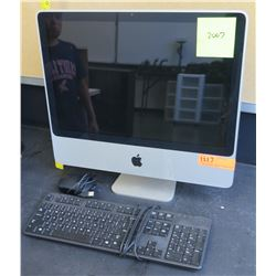 Apple Mac Computer w/ Keyboard & Mouse (RM-204)