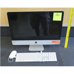 Apple Mac Computer w/ Keyboard & Mouse (RM-204)