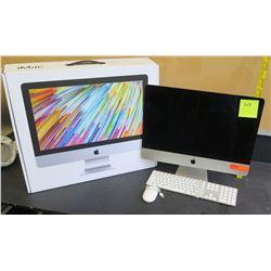 iMac w/ Box, 21.5 , 3GHz HD, 8GB Memory, Keyboard & Mouse (RM-204)