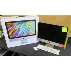 iMac w/ Box, 21.5 , 3GHz HD, 8GB Memory, Keyboard & Mouse
