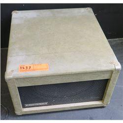 Vintage Audiotronics 300A Record Player (RM-204)