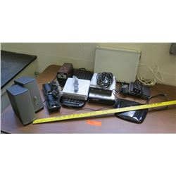 Misc. Media Drives, Router, Switch, Portable Speakers, etc (RM-204)