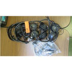 Sony Audio Headsets