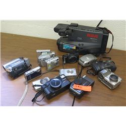 Video Camera & Misc. Cameras (RM-204)