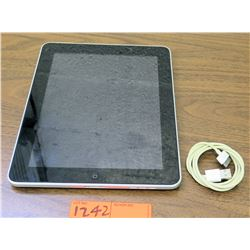 64GB Apple iPad, Model A1219 (RM-204)