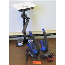 Flycam 3000 DV Camera Stand, Misc. Accessories (RM-204)