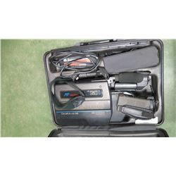 Panasonic OmniMovie Video Camera w/ Case (RM-204)