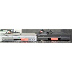 Sony DVD/VHS Player & Toshiba DVD Player (RM-204)