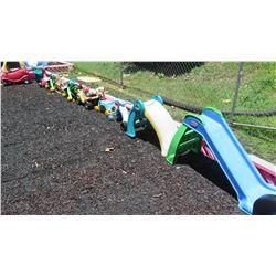 Kid's Slides & Trikes (PRE-1)