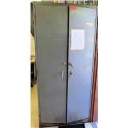 Metal Storage Locker
