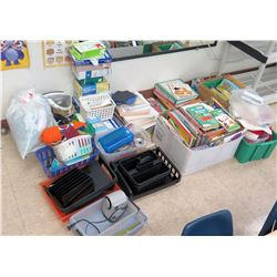 Books, Games & Craft Supplies (PRE-1)
