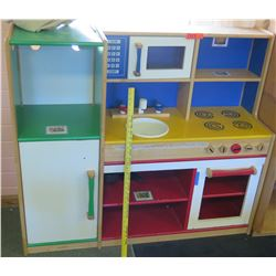 Play Kitchen Unit Toy (PRE-2)