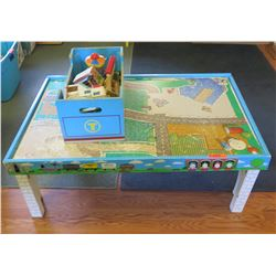 Play Table & Toy Box (PRE-2)
