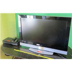 Vizio Television & VHS Player (PRE-2)