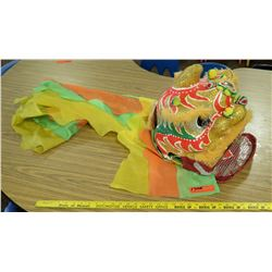 Kids Chinese Dragon Costume (PRE-2)
