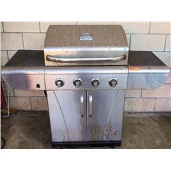 Commercial Series Char Broiler BBQ