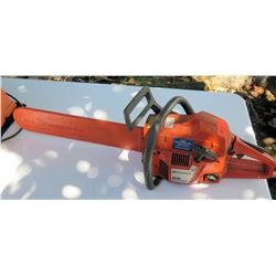 Husqvarna 55 Rancher Chainsaw (ANDY'S OFC)