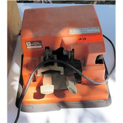 Ilco Manual Key Machine