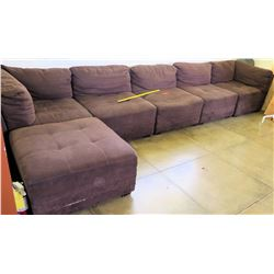 Six Piece Sectional Sofa (Rm-402)