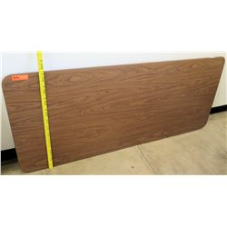Foldable Wood Laminate Table (Rm-402)
