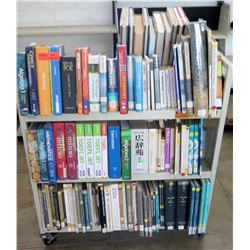 Hawaii & Other Books (Cart Not Included) (Rm-402)