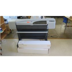 HP Design Jet 500 Printer Model C7770B (Rm-402)