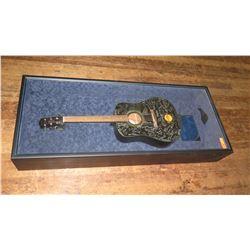 Fender DG-8S Guitar w/Signatures & Case (RM-Theater)