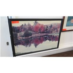"Framed Photographic Print 32"" x 22"" (RM-101)"