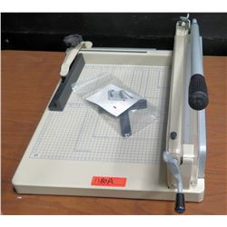 Large Industrial Paper Cutter (RM-204)