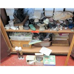 Large Lot of Misc. Rocks & Minerals (RM-221)