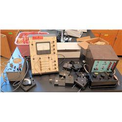 Vintage Scientific Equipment, see description (RM-121)