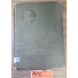 The Troubadour Yearbook 1953