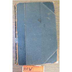 Hawaii Almanac & Annual 1920-25