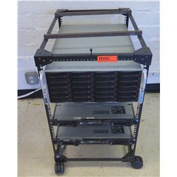 Coraid Storage Array & 2 Dell Servers (No Hard Drives) (RM-402)