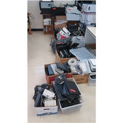 Large Lot of Computer Equipment (No Hard Drives) (RM-402)