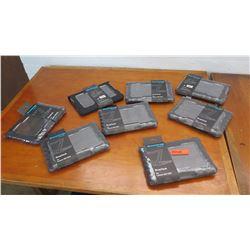 Qty 8 Gumdrop Droptech Laptop Cases, Unused (RM-402)