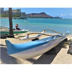 Outrigger Canoe: 'Pookela' SF2