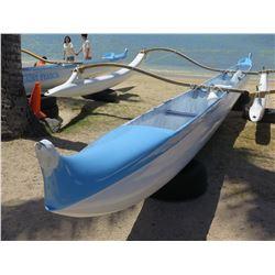 Outrigger Canoe: 'Kaulele' SF3