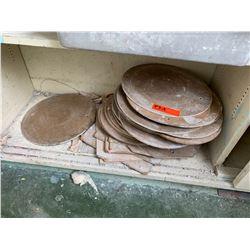 Misc. Potter's Wheel Bats - Rounds (RM-207)