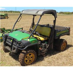 John Deere 855D Gator UTV (does not start)