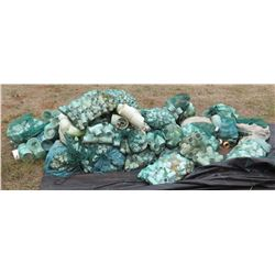 Large Lot of Irrigation PVC Fittings