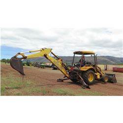 New Holland 75B Backhoe (starts & runs, works, no known problems - see video)