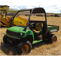 John Deere UTV (Starts, Runs & Drives - See Video)