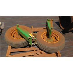 John Deere Attachable Wheels
