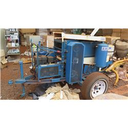 Almaco Towable Thresher